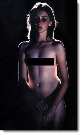 girl nude controversial