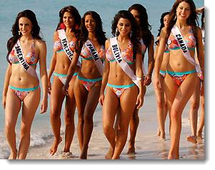 miss universe bikinis