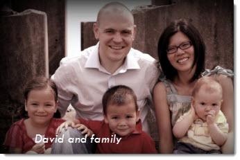 davidouldand family
