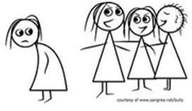 peer pressure cartoon