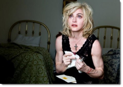 madonnabefore