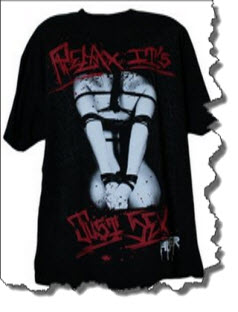 relaxitsjustsextshirt