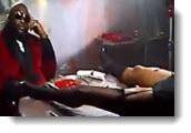 kayne table woman