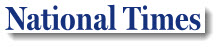 national times logo