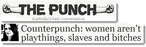 the punch counterpunch