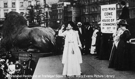 christabelpankhurst