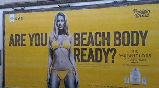beach body ready