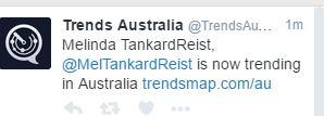 MTR trending