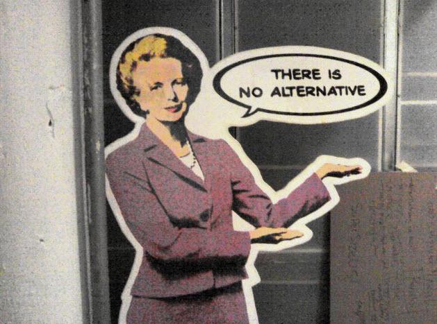 thereisnoalternative