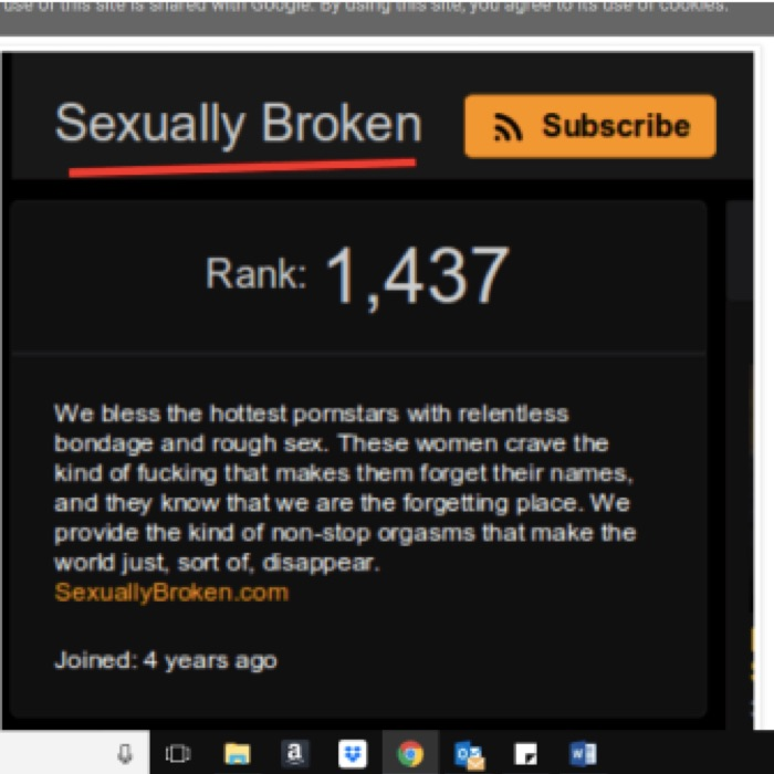 porn hub sexual violence example
