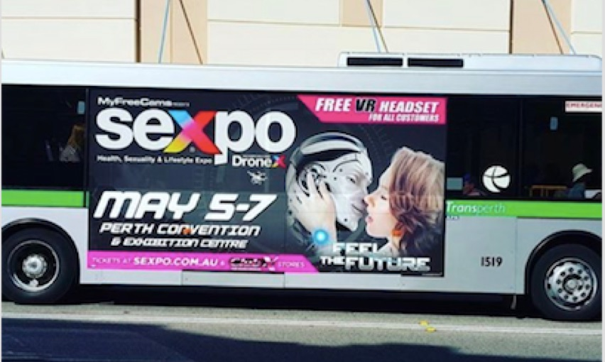 sexpo bus perth