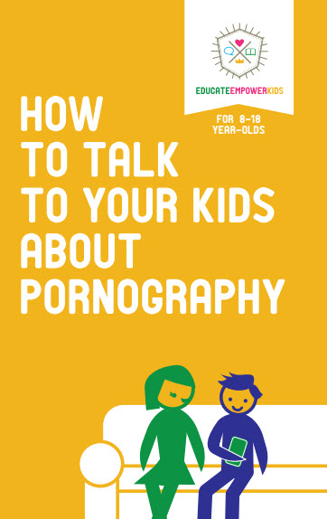 talkto your kids about prnography